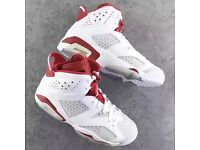 Brand new air jordan 6 alternate 91