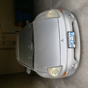2004 Mitsubishi Eclipse GT Premium Coupe (2 door)