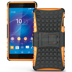 Sony Xeperia Z3 hard & soft case