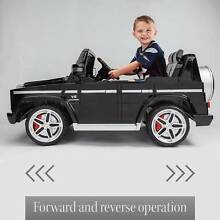 Rent kid's electric ride-on toy cars party entertainment for kids Rosebud Mornington Peninsula Preview