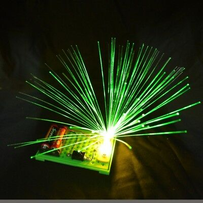 Kids Science Experiment Kits Colorful Fiber Optic Lights Educational Toy - Fiber Optic Toy