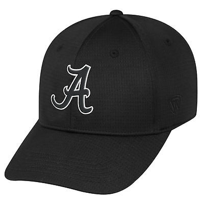 Alabama Crimson Tide Official NCAA One Fit Parallax Hat by Top of the World