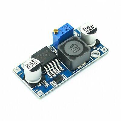 Dc-dc Buck Power Module 3a Adjustable Lm2596 Voltage Stabilizer 24v To 12v 5v 3v