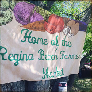 Regina Beach INDOOR Farmer's Market