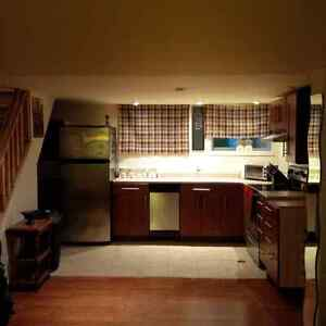 Lease Takeover for 2 bedroom basement apartment
