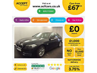 BMW 518 FROM £67 PER WEEK!