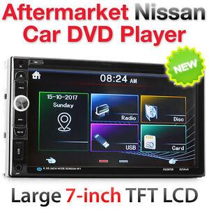 Car DVD Player For Nissan Note Pathfinder Micra NV200 Combi Radio Head Unit MK