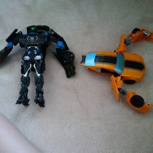 Brand new Transformers