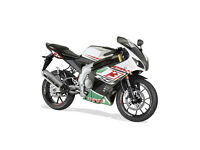 RIEJU RS3 125 PRO RACING - SPORTS BIKE - WR / YZF-R 125 ENGINE
