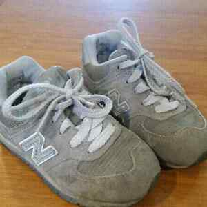 Toddler size 8 new balance