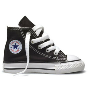 CONVERSE CHUCK TAYLOR ALL STAR HIGH TOP INFANT/TODDLER SHOES 9