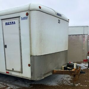 2012 RoyalCargo CHTR60-820 BD Enclosed Cargo Trailer