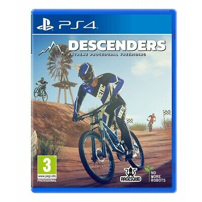 Pre-order 31 August 2020 - Descenders For PLAYSTATION 4 PS4