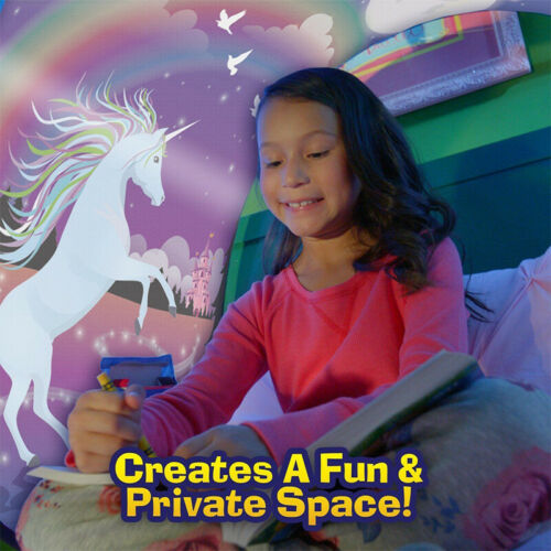 Dream Fantasy Fun for Kids Foldable Play Bed Tents Pop up In
