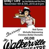Wally's Cafe (A Comedy Not To Be Missed!)