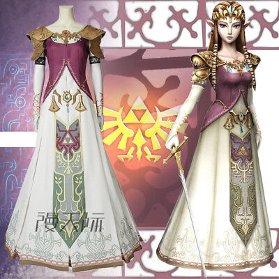 The Legend of Zelda Twilight Princess Cosplay Kostüm - Legends Of Zelda Kostüm