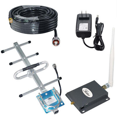 Cell Phone Signal Booster 4G LTE 700MHz Verizon with Yagi Antenna Kit for