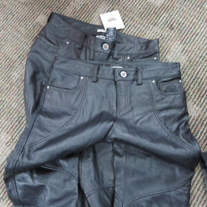 Harley Davidson Leather Motorcycle Pants Brand New Only $48