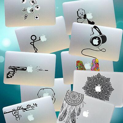 (Vinyl Decal Sticker Skin Cover for Laptop Apple MacBook Air/Pro Laptop 13'' 15'')