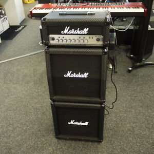 MARSHALL Guitar Amplifier with 4 Programmable Channels