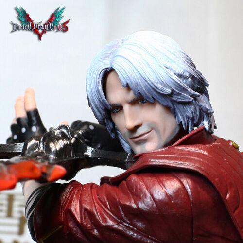 Anime Devil May Cry 5 Dante 1//8 Scale PVC Statue Figure Toys New No box 25cm