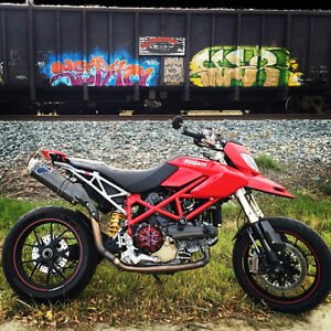 2008 Ducati Hypermotard 1100S For Sale --- LOW KMS ---