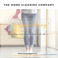 ★★ HIRING RESIDENTIAL CLEANERS ★★