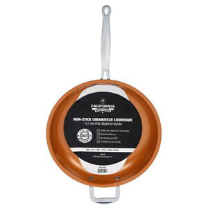California Home Goods: 12.5 - inch fry pans