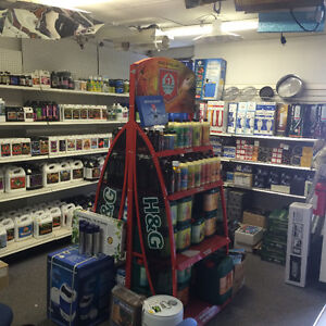T&T Equipment Hydroponic & Garden Supply Store 14925 112 Ave