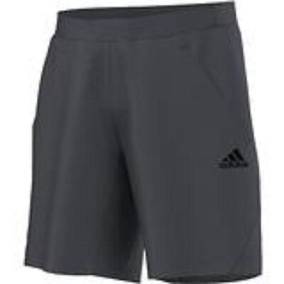 ADIDAS Men All Premium Shorts Size 2XL Phantom/Black - Retail $55
