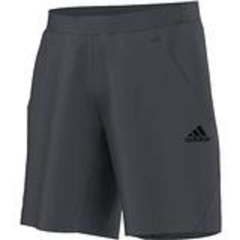 ADIDAS Men All Premium Shorts Size 2XL Phantom/Black - Retail $55