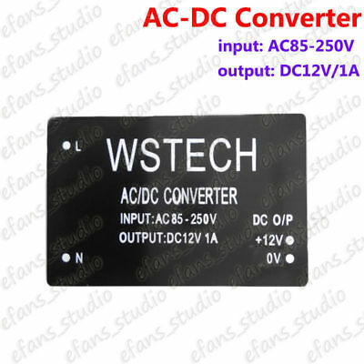 Ac-dc Isolated Power Converter Ac 110v 220v 230v To Dc 5v 9v 12v Transformer S40