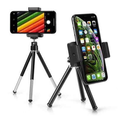 New Rotatable Tripod Stand Camera Holder for iPhone 11/11 Pro/11 Pro Max/X/7