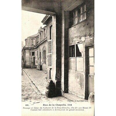 [75] Paris - Rue de la Chapelle, 122.