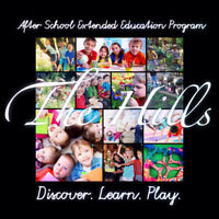The Hills-After School Extended Education Program!!! *Gatineau*