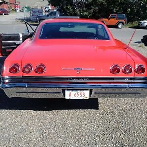 1965 Chevy Impala SS North Shore Greater Vancouver Area image 4