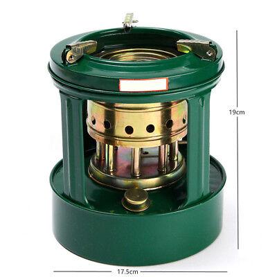 Mini Handy Outdoor 8 Wicks Kerosene Stove Burner Camping Hiking Green Oil Heater, used for sale  Shipping to Nigeria