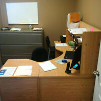 Furnished Office AVAILABLE NOW