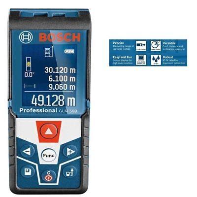 New Bosch Glm500 Laser Distance Meter Glm50 Follow-up Model Glm500