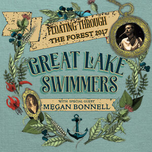 2 Tickets GREAT LAKE SWIMMERS with MEGAN BONNELL