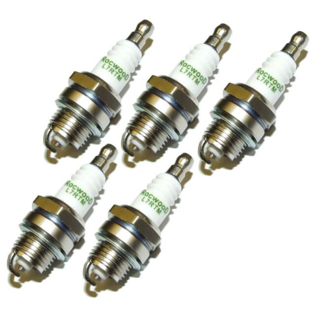 5 x Spark Plug Plugs L7Rtm Fits Stihl TS400 Cut Off Saw Similar To BPMR7A