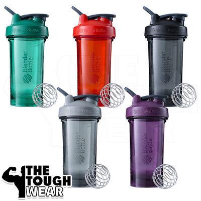BLENDER BOTTLE - Pro24 24oz - 5 Full Colors - Best Selling Shaker Cup Leak