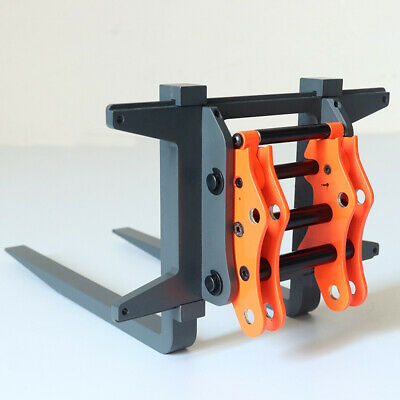 Fork Set Of 114 For 870k Wheel Loader Attachment And Quick Change Kit