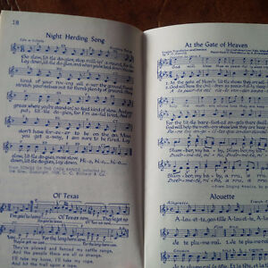 Open Road Song Book, 29 Songs, Pocket Size Kitchener / Waterloo Kitchener Area image 3