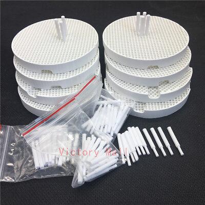 Dental Lab Honeycomb Firing Trays And Zirconia Ceramic Pins