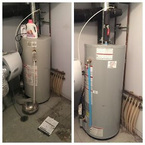 Hot Water Tank $199 Install - NO HIDDEN FEES Edmonton Edmonton Area image 5