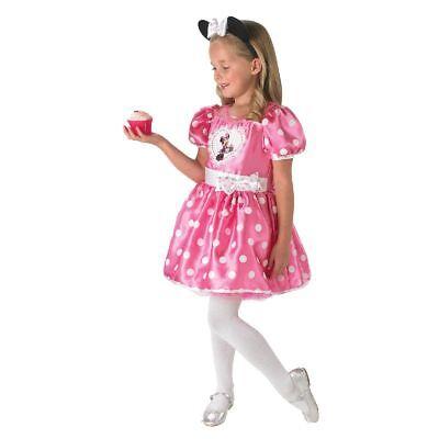 Rub - Disney Kinder Kostüm Cupcake Minnie Maus - Kind Cupcake Kostüm