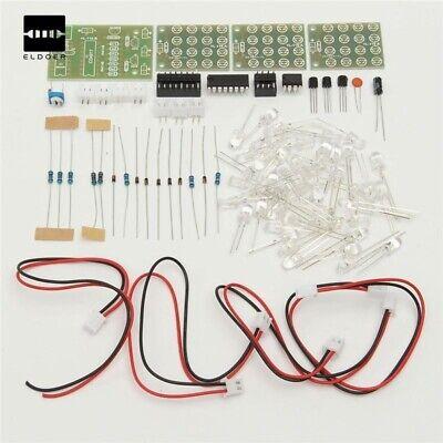 Cd4017 Ne555 Strobe Module Kit Learning Electronic Kits Diy Suite Production