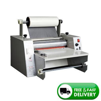 14 Roll Laminating Machine Hot Cold Laminator Singledouble Laminating Machine