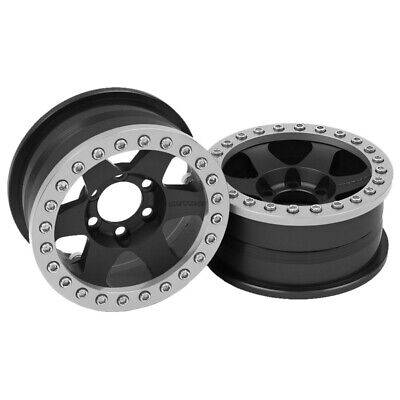 Vanquish Products VPS07763 Method 1.9 Race Wheel 310 Black Anodized, used for sale  Shipping to India